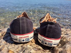 Igazi Converse cipő